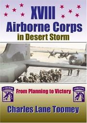 Cover of: XVIII Airborne Corps in Desert Storm