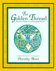 The Golden Thread by Dorothy Boux