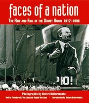 Cover of: Faces of a Nation | Theodore H. Von Laue