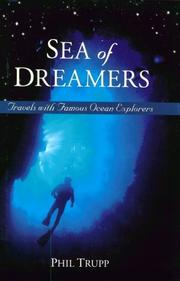 Cover of: Sea of dreamers | Philip Z. Trupp