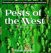 Cover of: Pests of the West