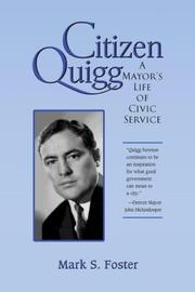 Cover of: Citizen Quigg