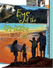 Cover of: Eye of the Grizzly (Adventures With the Parkers)