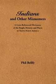 Cover of: INDIANS AND OTHER MISNOMERS
