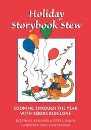 Cover of: Holiday storybook stew: cooking through the year with books kids love