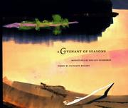 Cover of: A Covenant of Seasons | David Curry