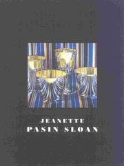 Cover of: Jeanette Pasin Sloan