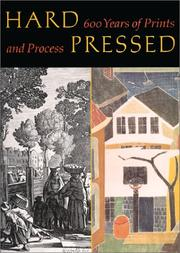 Cover of: Hard Pressed