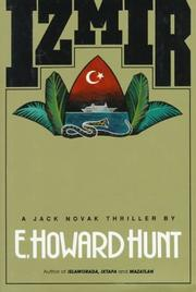 Cover of: Izmir | E. Howard Hunt