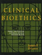 Cover of: Clinical Bioethics