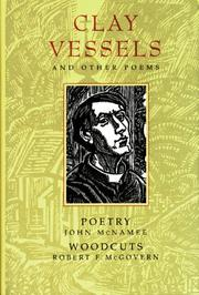 Cover of: Clay vessels and other poems