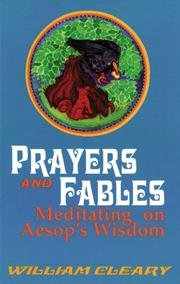 Cover of: Prayers and Fables: meditating on Aesop's wisdom