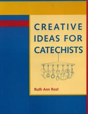 Cover of: Creative ideas for catechists