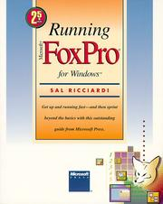 Cover of: Microsoft FoxPro for MS-DOS step by step, version 2.5 |