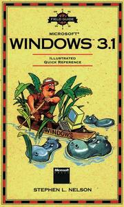 Cover of: Field guide to Microsoft Windows 3.1