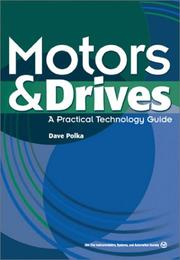 Cover of: Motors and Drives