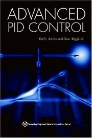 Advanced PID Control by Karl J. Ǻström, Tore Hägglund