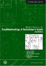 Cover of: Troubleshooting | William L. Mostia Jr.