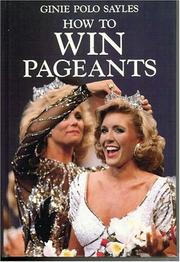 Cover of: How to win pageants