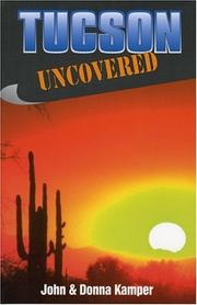 Cover of: Tucson uncovered