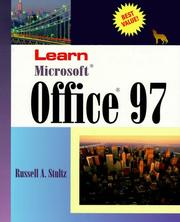 Cover of: Learn Microsoft Office 97