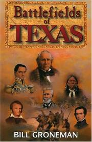 Cover of: Battlefields of Texas