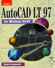 Cover of: Learn AutoCAD LT 97: for Windows 95/NT