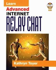 Cover of: Learn advanced Internet relay chat