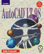 Cover of: Learn AutoCAD LT 98