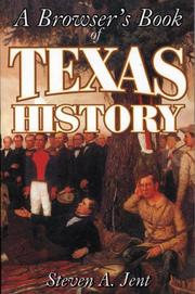Cover of: A browser's book of Texas history