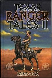 Cover of: Texas Ranger tales II