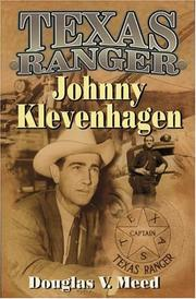 Cover of: Texas Ranger