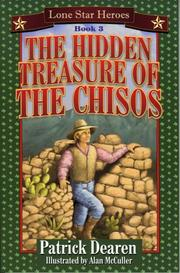 Cover of: The hidden treasure of the Chisos