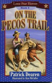 Cover of: On the Pecos Trail
