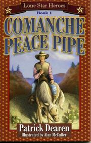 Cover of: Comanche peace pipe