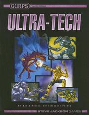 Cover of: Gurps Ultra-tech (Gurps) | David L. Pulver