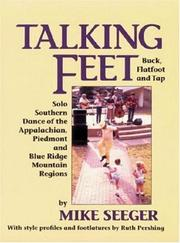 Cover of: Talking Feet: Solo Southern Dance