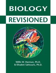 Cover of: Biology revisioned