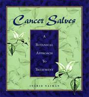 Cover of: Cancer Salves | Ingrid Naiman