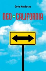 Cover of: Neo-California