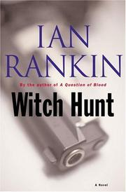 Cover of: Witch hunt | Ian Rankin