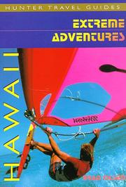 Cover of: Extreme Adventures Hawaii (Serial) (Hawaii) | Brad Olsen