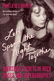 Cover of: Let's Spend the Night Together