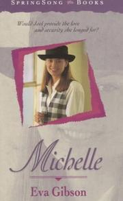 Cover of: Michelle | Eva Gibson
