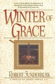 Cover of: Winter of grace | Robert Funderburk