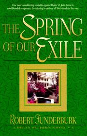 Cover of: The spring of our exile