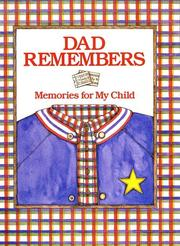 Cover of: Dad Remembers