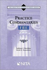 Cover of: Practice commentaries--FRE