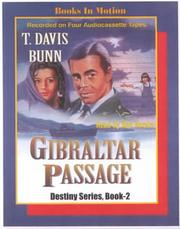 Cover of: Gibraltar Passage (Rendezvous with Destiny #2)