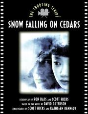 Cover of: Snow falling on cedars